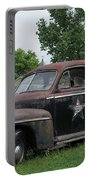 Transportation - Classic - Highway Patrol Portable Battery Charger