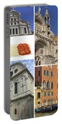 Travel To Venice  Portable Battery Charger