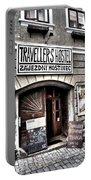 Travellers Hostel - Cesky Krumlov Portable Battery Charger