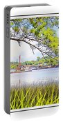 Trawler Waterscape Portable Battery Charger