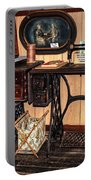 Treadle Sewing Machines Portable Battery Charger