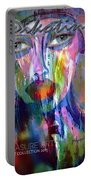 Treasure Art Collection Portable Battery Charger
