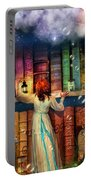 Fairytale Treasure Hunt Book Shelf Variant 2 Portable Battery Charger