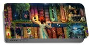 Fairytale Treasure Hunt Book Shelf Variant 2 Portable Battery Charger