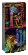 Fairytake Treasure Hunt Book Shelf Variant 4 Portable Battery Charger
