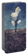 Tree Clouds 01d2 Portable Battery Charger by Aimelle