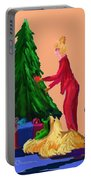 Tree Decorating Portable Battery Charger