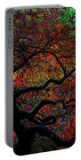 Tree Fabrica Abstract Graphic Portable Battery Charger