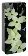 Tree Flowers Portable Battery Charger