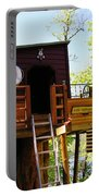 Tree House Boat 2 Portable Battery Charger
