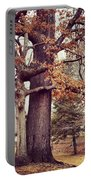 Tree Hugging Portable Battery Charger