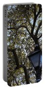 Tree In French Quarter Portable Battery Charger