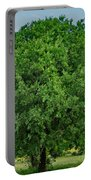 Tree In Nature Portable Battery Charger
