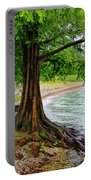 Tree In Paradise Portable Battery Charger