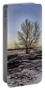Tree In The Field Portable Battery Charger