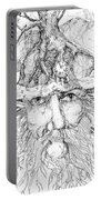 Tree Man Portable Battery Charger