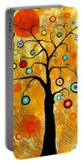 Tree Of Happiness 647 - Marucii Portable Battery Charger