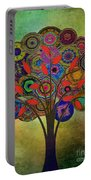 Tree Of Life 2. Version Portable Battery Charger