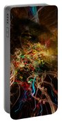 Tree Of Life Family Art Portable Battery Charger