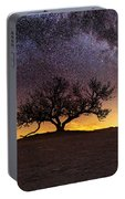 Tree Of Wisdom Portable Battery Charger