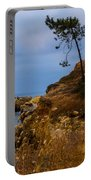 Tree On A Cliff II Portable Battery Charger