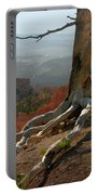 Tree On A Ridge In Bryce Canyon  Portable Battery Charger