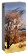 Tree On The Farm Portable Battery Charger