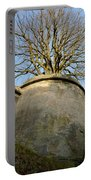 Tree On The Wall Portable Battery Charger