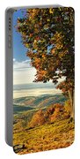 Tree Overlook Vista Landscape Portable Battery Charger