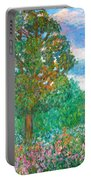 Tree Poem Portable Battery Charger