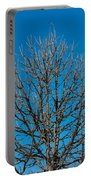 Tree Profile Portable Battery Charger