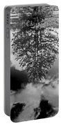 Tree Reflected  Portable Battery Charger