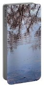 Tree Reflections I Portable Battery Charger