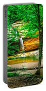 Tree Roots Portable Battery Charger