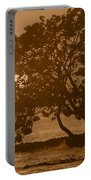 Tree Silhouettes Portable Battery Charger