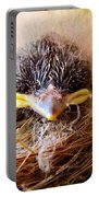 Tree Swallow Fledglings Portable Battery Charger
