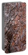 Tree Trunk Abstract Portable Battery Charger