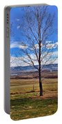 Tree View Portable Battery Charger