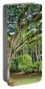 Tree-waimea Arboretum Portable Battery Charger