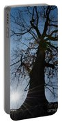 Tree With Sun Portable Battery Charger