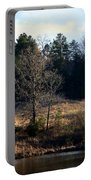Trees By The Wayside Portable Battery Charger