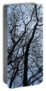 Trees From Below Portable Battery Charger