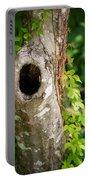 Tree's Mandala Portable Battery Charger