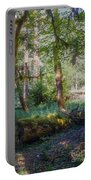 Trees Of The Rainforest Portable Battery Charger