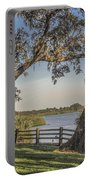 Trees With A View Portable Battery Charger