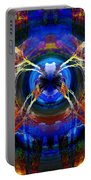 Treescape Abstract II Portable Battery Charger