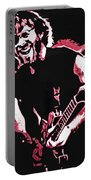 Trey Anastasio In Pink Portable Battery Charger
