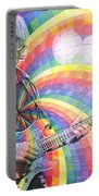 Trey Anastasio Rainbow Portable Battery Charger