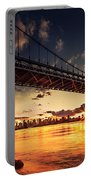 Triboro Sunset Portable Battery Charger