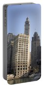 Tribune Tower Chicago Portable Battery Charger